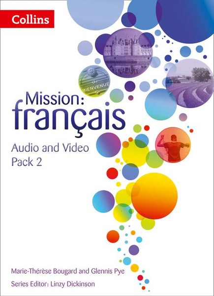 Mission: français - Mission: français – Interactive Pupil Book 2: Powered by Collins Connect, 1 year licence