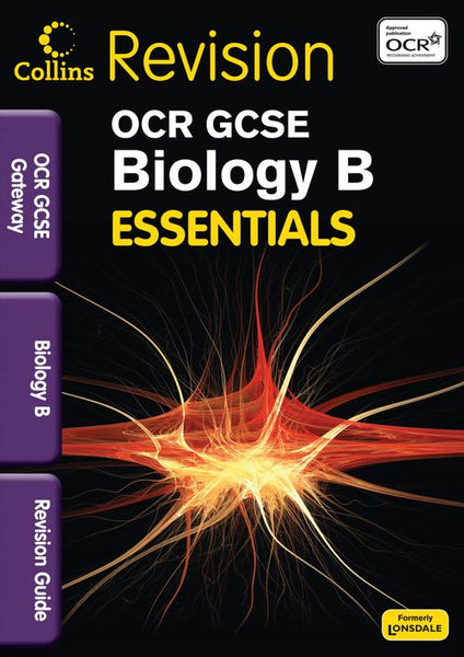 Collins GCSE Essentials - OCR Gateway Biology B:Collins Online Learning 1 Year edition