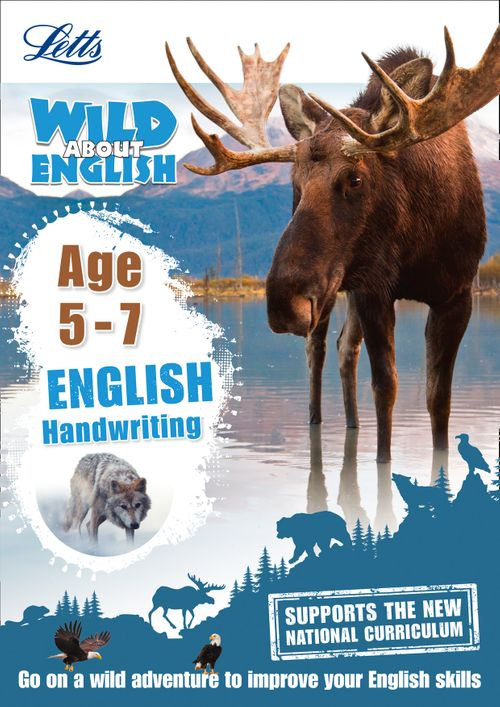 Letts Wild About - English — Handwriting Age 5-7