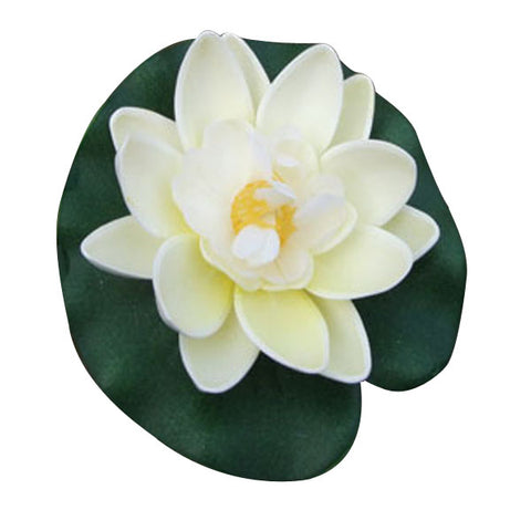 Floating Lotus Artificial Flowers Home Decoration