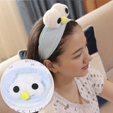Cute Magic Headband Fashion Girls Hair Rope Wide Elastic Hair Bands - Hair Accessories