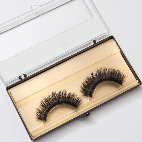 1Pair 3D False Eyelashes for Female Makeup Tips Handmade Eyelashes Thick Long Fake Eye Lashes Extension Tools Cilios Beauty