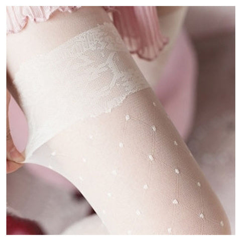 Sexy Women Tights Pattern Black Female Silk Stockings Nylon Pantyhose Women Tattoo Tights Female Hosiery
