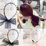 Headbands Lace Hair Accessories Summer Style Elastic Hair