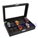 Carbon Fibre Jewelry packing case Watch Case Box