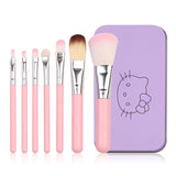 Professional 7pcs Makeup Brush Set High Quality Make Up Tools For Classic