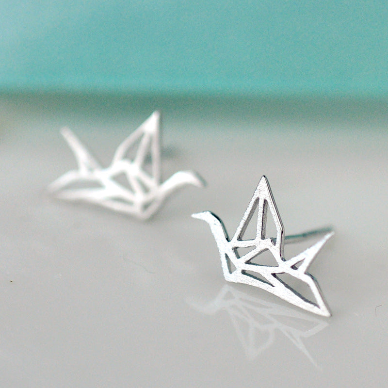Origami Necklaces Pure Sterling Silver Necklace Jewelry I Sell