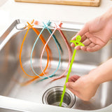 Bathroom Sewer Filter Drain Cleaners Removal Clog Tools