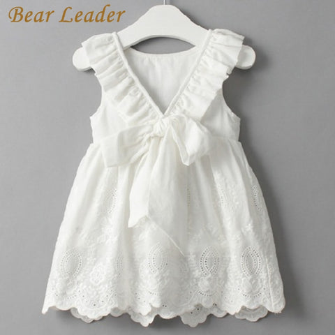 New Brand Silk Chiffon Kids Clothes Girls Dresses Leopard Print Children Dress
