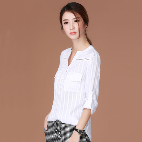 9dee7058455977 Blusas Femininas Blouse Plus Size Korean Fashion – I sell what I love