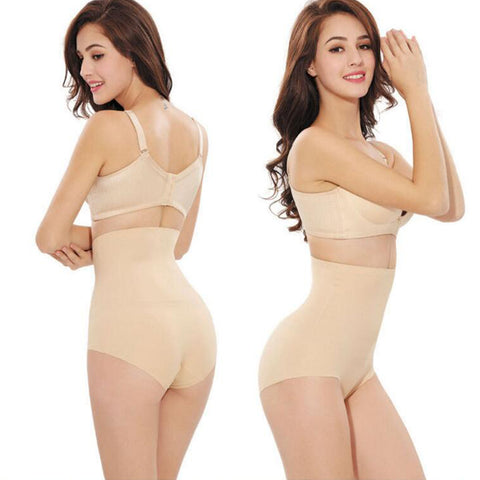 d8c2594b617ee Fashion Solid Body Shaper Comfortable Breathable High Waist Trainer Pants  Shapewear