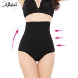 Fashion Solid Body Shaper Comfortable Breathable High Waist Trainer Pants Shapewear