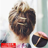Hairpins Hair Clips Accessories For Women Girls
