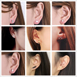 Multiple Cute Stud Earrings For Women