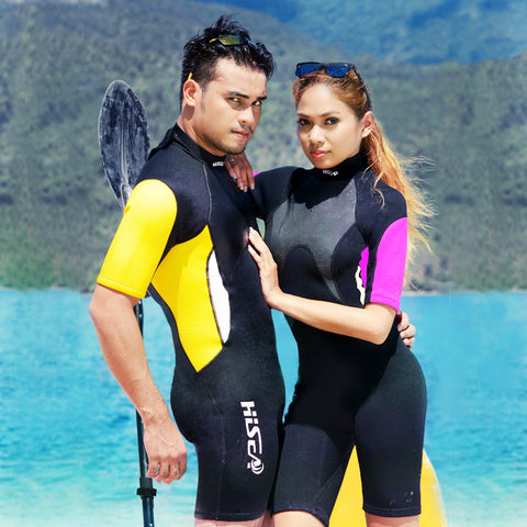 Jumpsuit Full Body Dive Wet Suit One-piece Winter Swim