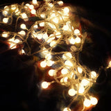 Hot Sale 5Meters 40 LED Batteries Powered Decoration