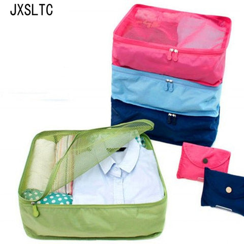 Traveling Organize Bag Foldable Storage Box Finishing clothing closet