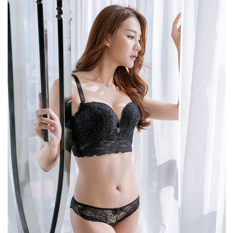 d2ac914569 Sexy New Bra Brief Sets Push Up Soft Bra Set Cotton Girl – I sell ...