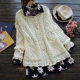 New Autumn Winter Casual Sweet Cardigan Women's