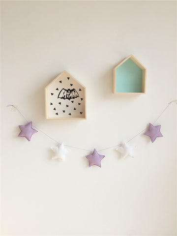 New Nordic Baby Room Handmade Nursery Star
