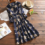 Spring Casual Sweet Dress Women