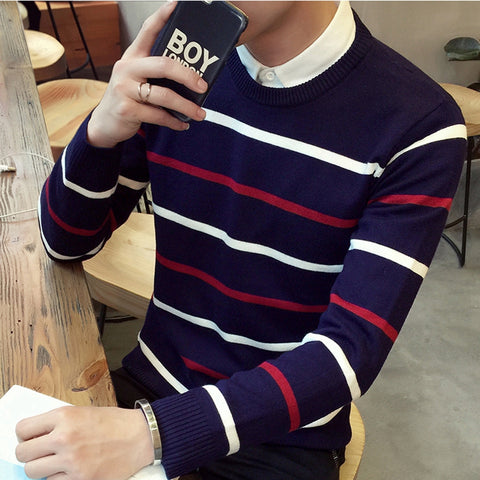Sweater and wool warm sweater for Men