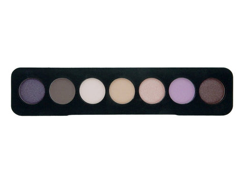 W7 Moody Mauves Eye Colour Palette