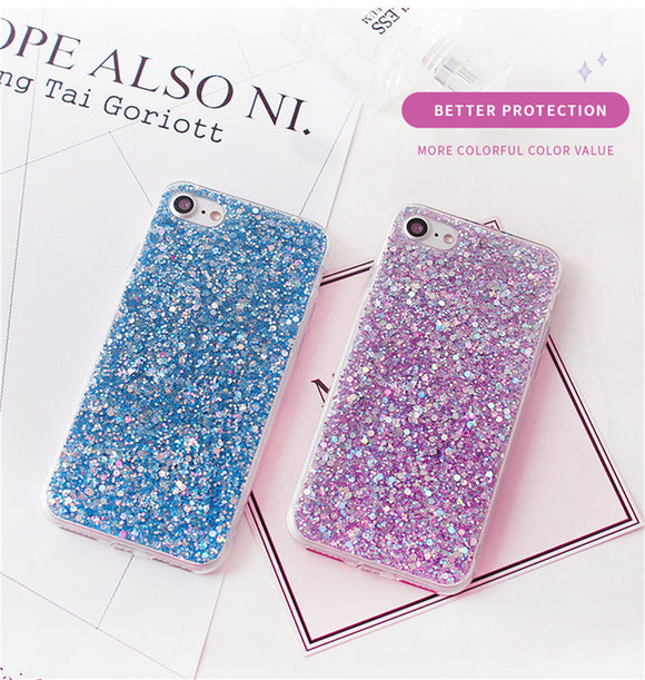 Luxury Glitter Powder Shinning Phone Case