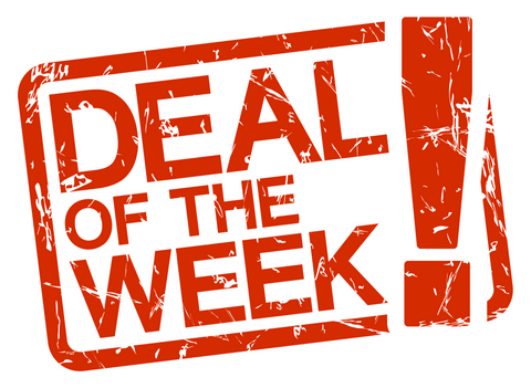 Weekly Deals, Discounts, Savings FOV Labs