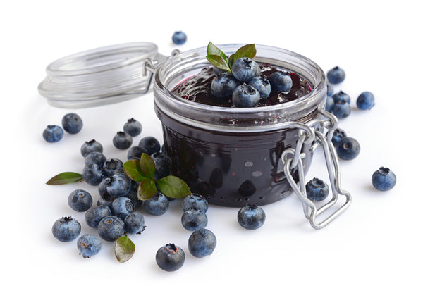 Blueberry Jam - CAP