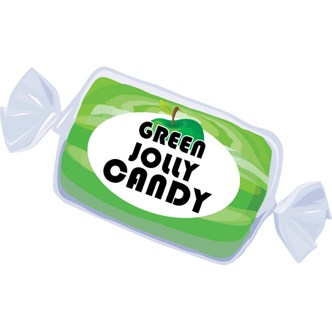 Green Jolly Candy - WF