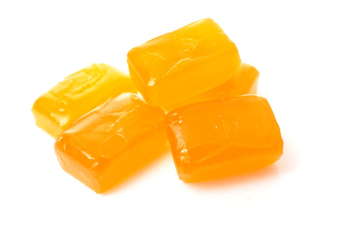 Lemon Orange Rice Candy SC - WF