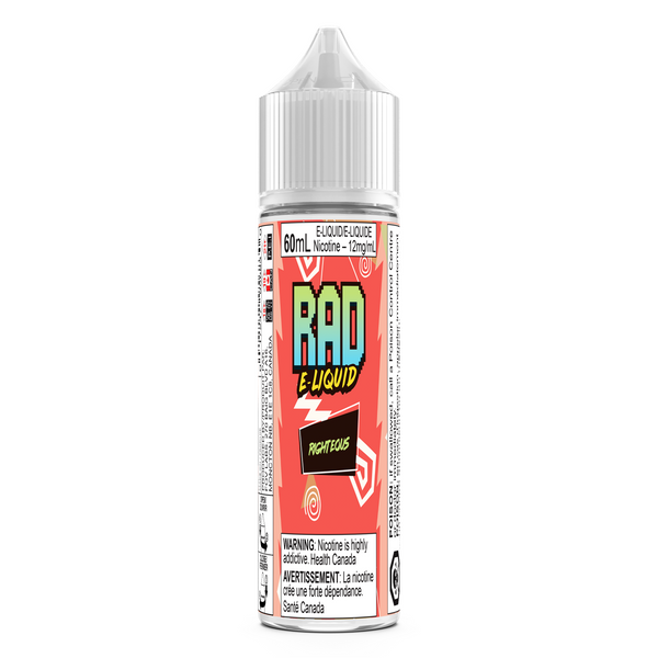 RAD E-Liquid - RIGHTEOUS 70Vg/30Pg