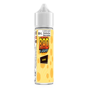 RAD E-Liquid - WICKED 70Vg/30Pg