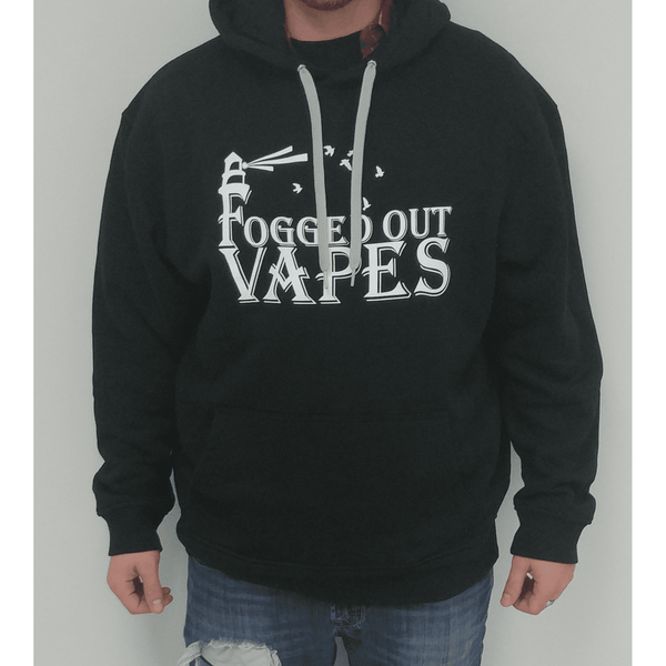 Fogged Out Vapes Hooded Sweatshirt