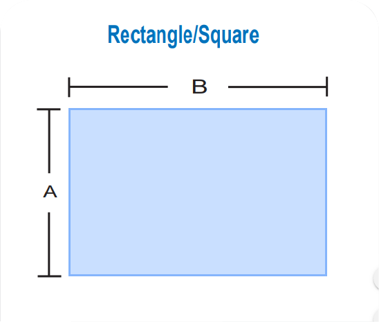 Rectangle/Square