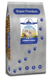 Super Premium Dog Food: Turkey & Rice
