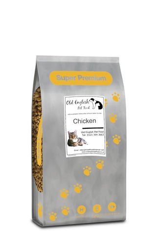 Cat Food Chicken