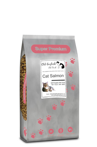 Cat Food Salmon