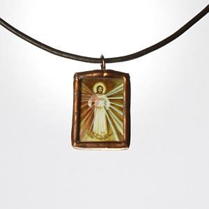 Divine Mercy necklace