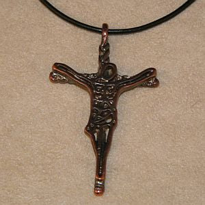 Chapel Cross Pendant
