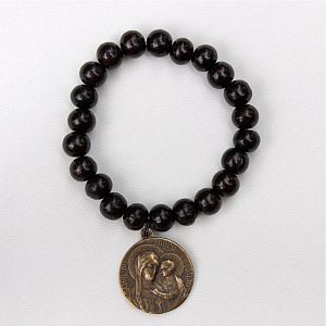 Our Lady of Good Counsel Sandalwood Bracelet