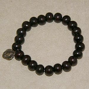 Sandalwood Bracelet with Miraculous