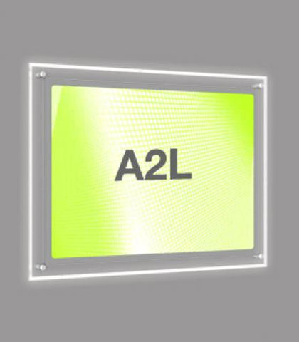 A2 Landscape Wall Mounted Light Panel