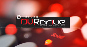 OVRDrive Analog Four Sound Pack