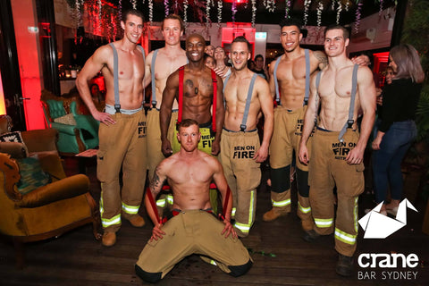 Men On Fire Australia | Men On Fire Hens Party