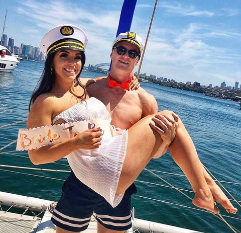 Hens Party Boat Cruise Sydney Package