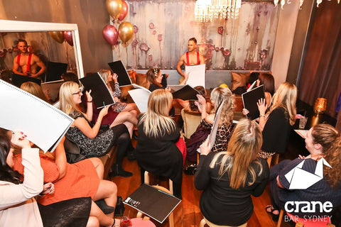 hens party packages sydney