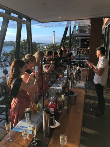 Cocktail Class Hens Sydney