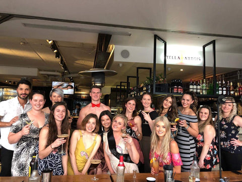 Hens Packages Sydney | Cocktail Making Class Sydney